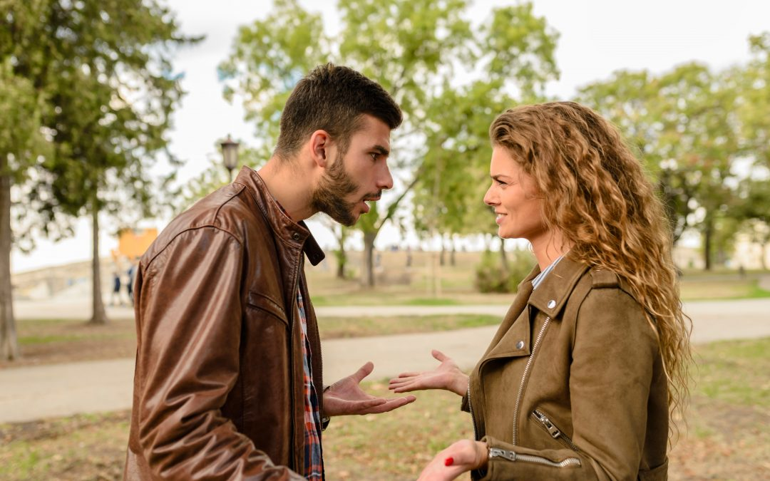 Why You Keep Arguing With Your Partner + 3 Things You Can do About It.